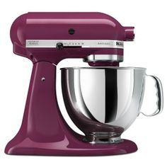 Purple #Kitchenaid Mixer