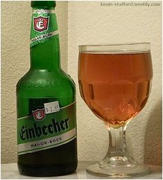 Einbecker Mai-Ur-Bock, Mai-Bock, German Beer, Bier, Lager