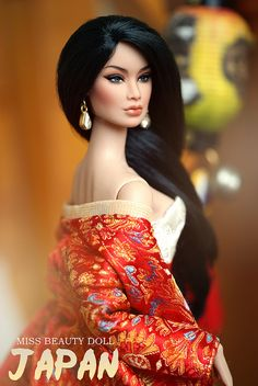 Miss Beauty Doll Japan | Flickr - Photo Sharing!