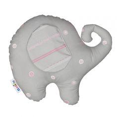 Belily World - Kuschelkissen Elefant