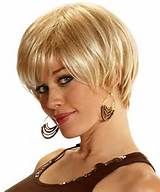 short hairstyles for round faces, double chin, and fine thin hair - Yahoo Image Search Results