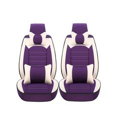 89.88$  Watch now - http://ali548.worldwells.pw/go.php?t=32791116567 - 2 pcs Leather car seat covers For Maserati Ghibli 2016-2014 Levante GT car accessories car styling 89.88$