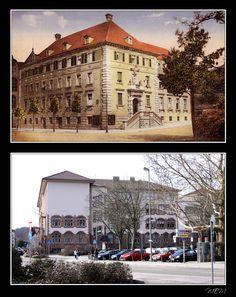Kaiserslautern einst und heute - Bezirksamt
