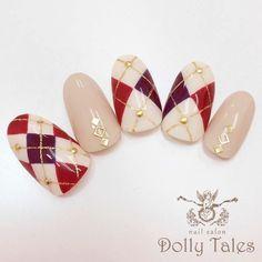1000+ ideas about Plaid Nails on Pinterest | Nails, Plaid Nail Art ...