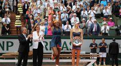 WTA Rankings Points: Serena Williams, Maria Sharapova tops