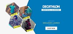 Buy Sports Accessories Starts From At at Decathlon Online Coupons, Decathlon, Product Launch, Sports, Accessories, Shopping, Hs Sports, Sport, Jewelry Accessories