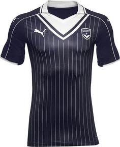 Puma divulga nova camisa titular do Bordeaux - Show de Camisas Camisas De  Futebol 48cf5f6c40a57