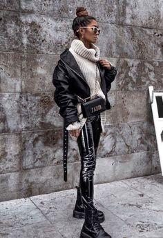 Tendances mode automne 2019 - Idee cadeau femme - Best Women's and Men's Streetwear Fashion Ideas, Combines, Tips Cute Winter Outfits, Winter Fashion Outfits, Look Fashion, Fall Outfits, Womens Fashion, Fashion Trends, High Fashion, Fashion Check, Travel Outfits