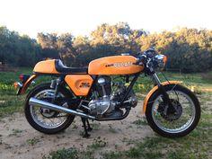 1975 Ducati bevel drive 750 Sport FOR SALE at Bevel Heaven.