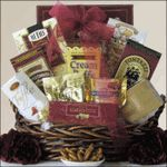 Congratulations is the perfect occasion for this delicious gourmet sweets basket. Congratulations Gift, Graduation Presents, Gift Baskets, Sweets, Gift Ideas, Gourmet, Graduation Gifts, Sympathy Gift Baskets, Goodies