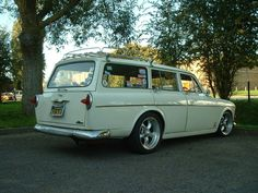 VOLVO AMAZON ESTATE CUSTOM MODIFIED - VW Forum - VZi, Europe's largest VW, community and sales