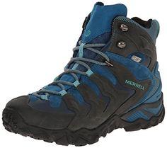 Merrell Women's Chameleon Shift Mid Waterproof Hiking Boot, Granite, 6.5 M US - http://shopping-craze.com/2016/05/20/merrell-womens-chameleon-shift-mid-waterproof-hiking-boot-granite-6-5-m-us/