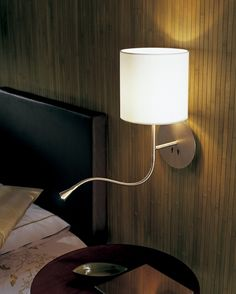 Hotel Python Carpyen Bedside Reading Lamps Bedroom Decor Master Light