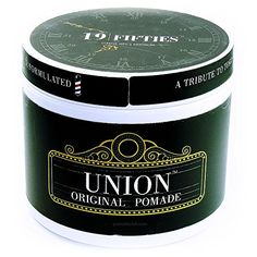 Union American Pomade Firm Hold - Mens Pomade