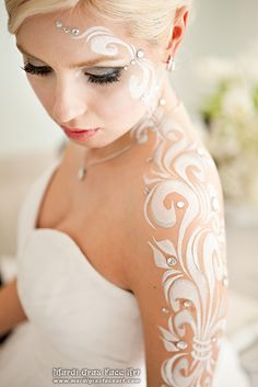 tattoo bodypaint winnipeg wedding. Professional face painting to make your next party the most memorable.