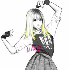 BLACKPINK fanart Lisa
