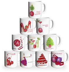 Visit PapyrusOnline to shop for fashionable personalized gifts by Mountaincow!