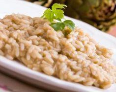 Risotto à la crème d'artichauts : http://www.fourchette-et-bikini.fr/recettes/recettes-minceur/risotto-la-creme-dartichauts.html