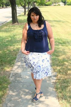 Hems for Her Trendy Plus Size Fashion for Women: Dress Your Curves