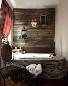 Create A Spa Design In your Bathroom #bathroom #spa #bathroomspa