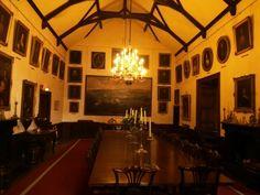 Grande salle Malahide Castel