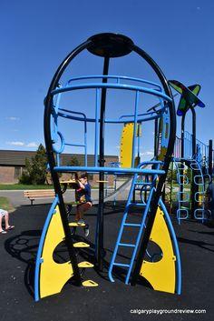 Midnapore School Playground - calgaryplaygroundreview.com 3 Year Olds, Playground, Spaces, School, Children Playground