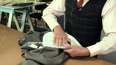 TAILOR'S TIPS by Vitale Barberis Canonico Episode 11: Trousers