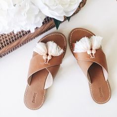 Tassel slides for the win!