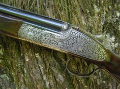 Nice background with a 20 gauge Purdey...