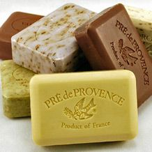 French Quad-Milled Soaps