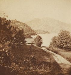 Lokalhistorisk biletsamling i Tysnes: Vegen ned til Nymark for 150 år sidan