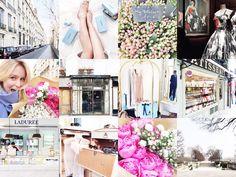 On Instagram from 'Paris in Four Months' blog.....Paris