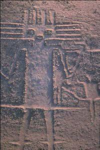 There are over 5,000 prehistoric geoglyphs in the Atacama Desert of northern Chile, and like theNazca lines of Peru, they are mysterious, beautiful and awe-inspiring
