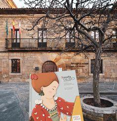 Pintar-Pintar blog / Novedá: Xosefa de Xovellanos. La Esbelta. La dama ilustrada de les Lletres Asturianes, de Vicente García Oliva e Ilemi Cuesta Mier Blog, Xmas, Illustrations, Blogging