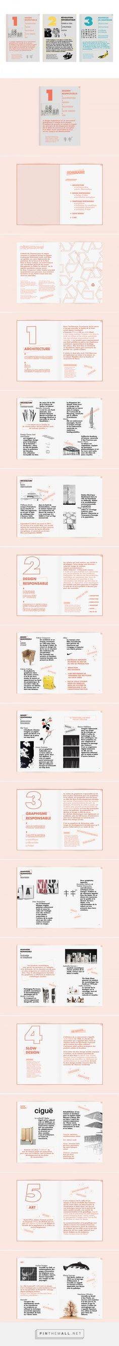 Édition - Histoire de l'Art on Behance... - a grouped images picture - Pin Them All