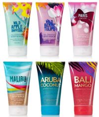 Bath & Body Works is offering FREE Glowing Body Scrub ($14 value!) with ANY $10 Purchase Coupon