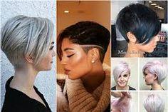 Znalezione obrazy dla zapytania fryzury damskie krótkie 2016