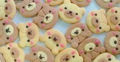 大好きな、くまサンのクッキー(*^^*) プレゼントにもオススメです♡  2014-07-19、つくれぽ100人感謝♥