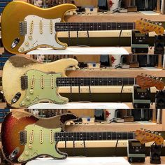 6 Strings Daily®さんはInstagramを利用しています:「Which one? Follow @6stringsdaily ⚠ #6stringsdaily ⚠  @dwilson_fender #stratocaster #guitar #rock #fender」