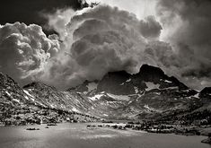 Garnet Lake, Ansel Adams Wilderness, CA by Peter Essick via newsletters.nationalgeographic <a href=