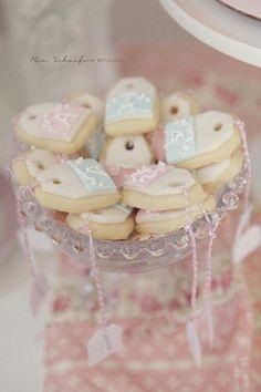 {one pretty pin} Teabag cookies