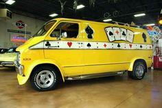 1977 Dodge Tradesman Custom Van At Fast Lane Classic Cars