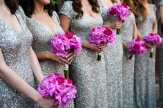 @Ashley Walters Freed no need for tablecloths....your bridesmaids can wear these! lol