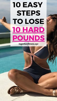 10 quick and simple weight loss tips to lose weight quickly and permanently. Lose Weight In A Week, Losing Weight Tips, Easy Weight Loss, How To Lose Weight Fast, Lose Weight Naturally, Reduce Weight, Losing 10 Pounds, Lose Belly Fat, Exercise