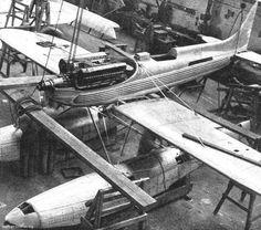 Supermarine S.6 racing seaplane