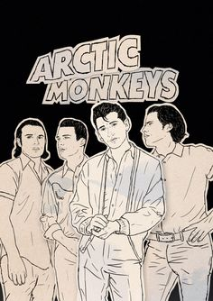 Listen to the Arctic Monkeys @ Iomoio Room Posters, Band Posters, Poster Wall, Poster Prints, Movie Posters, Arctic Monkeys Wallpaper, Monkey Wallpaper, Poster Retro, Vintage Music Posters