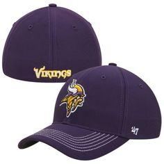 40f6de18c6235 Minnesota Vikings Game Time Closer Flex Hat -  26.99 at Sportsfan Store  Minnesota Vikings Game