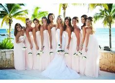Huff bridal party #1