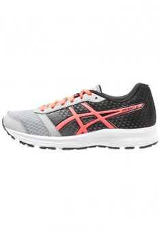 ASICS - PATRIOT 8 - Zapatillas running con amortiguación - silver  grey flash coral  f470ea026d999