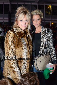 Johanna Bahamon y Ana Wills, dos hermosas juntas ¡Demasiado!